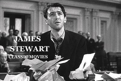 James stewart classic movies